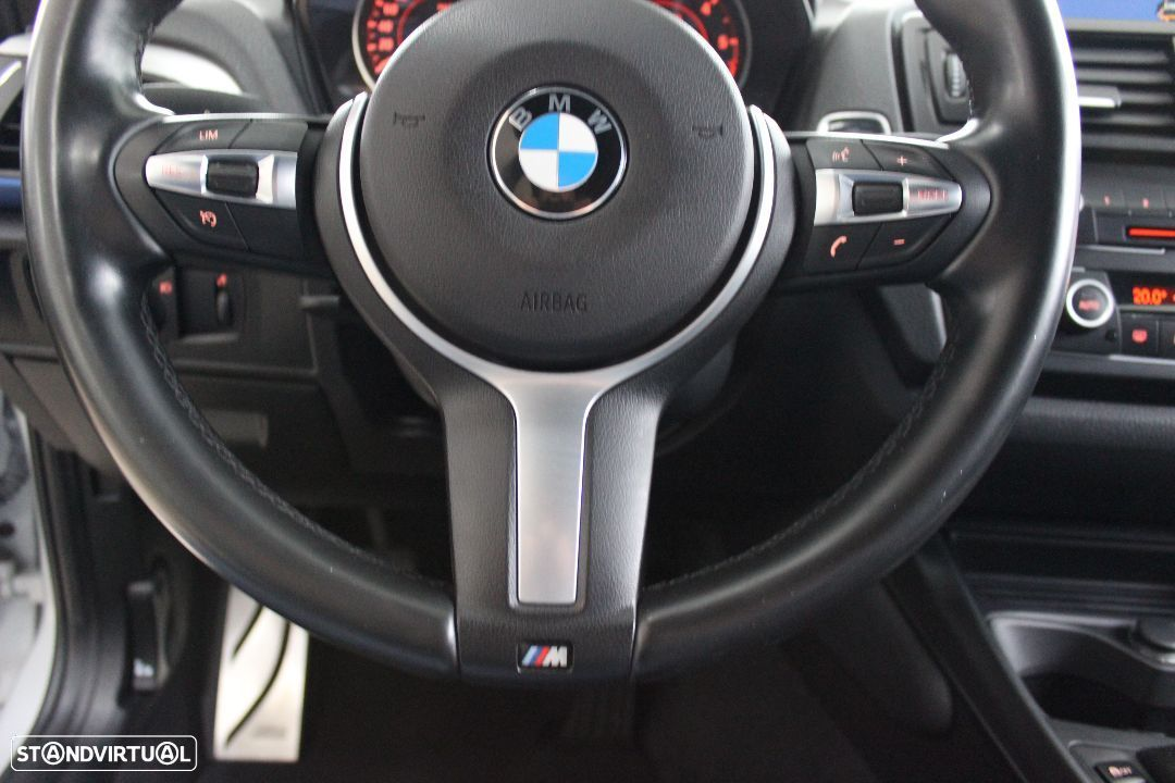 BMW 118 D PACK M PERFORMANCE - 55