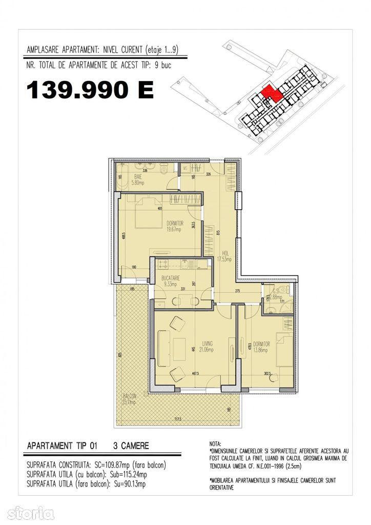 Apartament de vanzare, Bucuresti, Sectorul 3, Splaiul Unirii - Foto 8