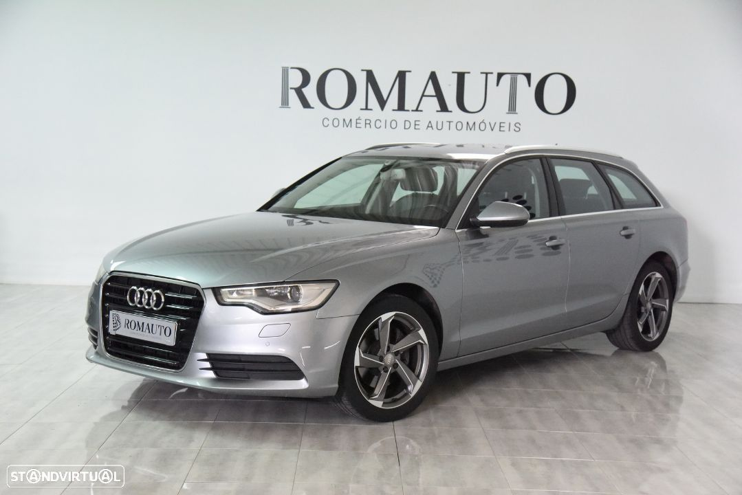 Audi A6 Avant 2.0 TDi Exclusive Multitronic - 17