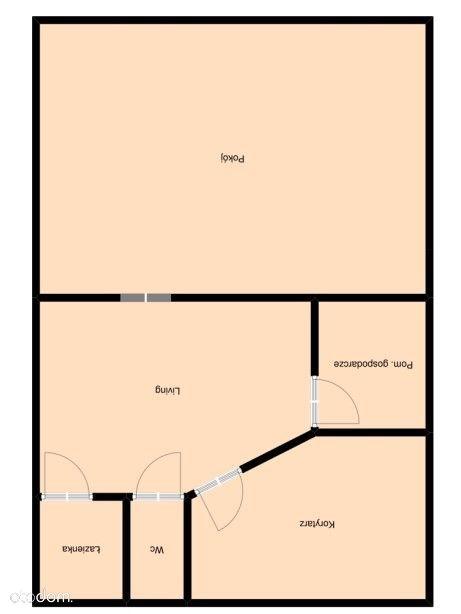 Dom na sprzedaż, Kowale Oleckie, olecki, warmińsko-mazurskie - Foto 2