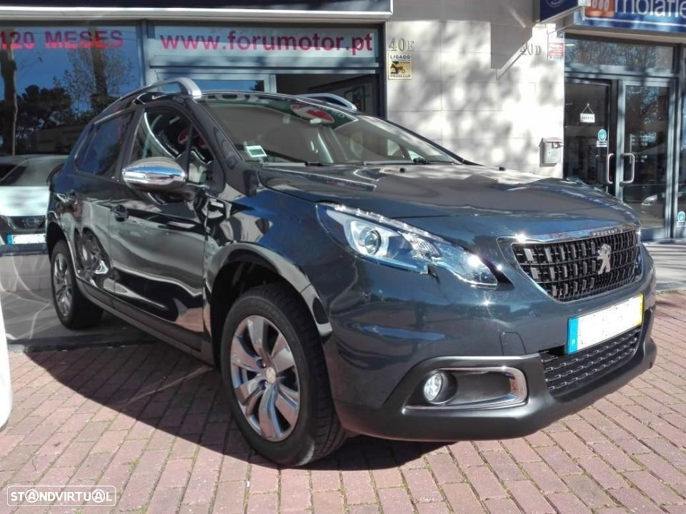 Peugeot 2008 Style 1.2 PureTech c/ Pack Visibilidade - 14