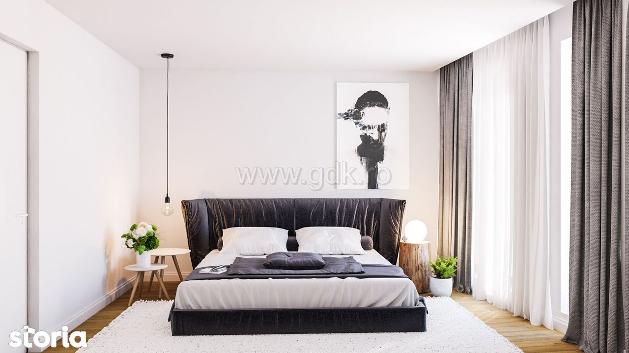 Apartament de vanzare, București (judet), Strada Câmpul Pipera - Foto 7
