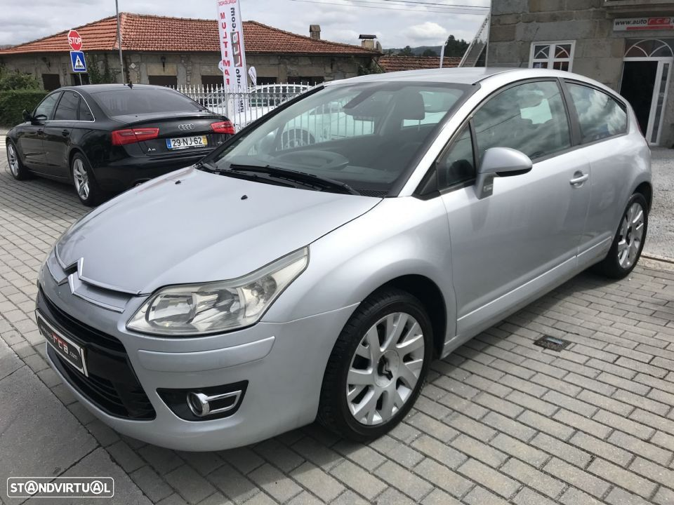 Citroën C4 Coupe 1.6HDi VTR - 1
