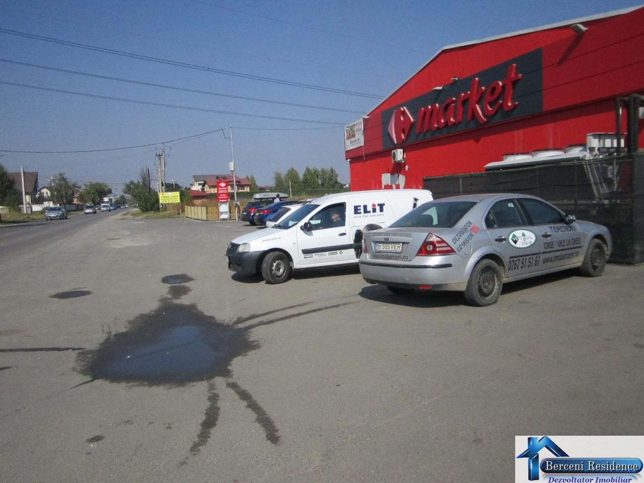 Teren de Vanzare, Ilfov (judet), Bulevardul 1 Mai - Foto 7