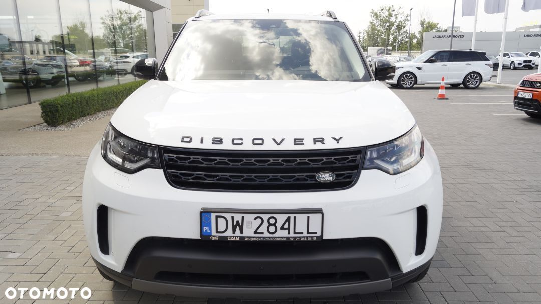 Land Rover Discovery 2.0 SD4 240KM HSE MY19 - 8