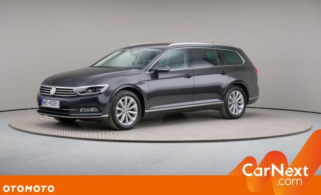 Volkswagen Passat VW Passat Variant 1.8 TSI (BlueMotion Technology) DSG, Highline - 1