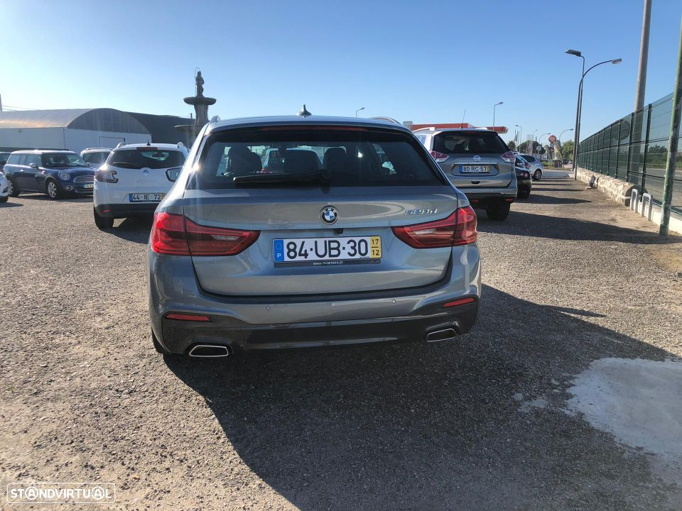 BMW 520 d Touring Pack M - 9