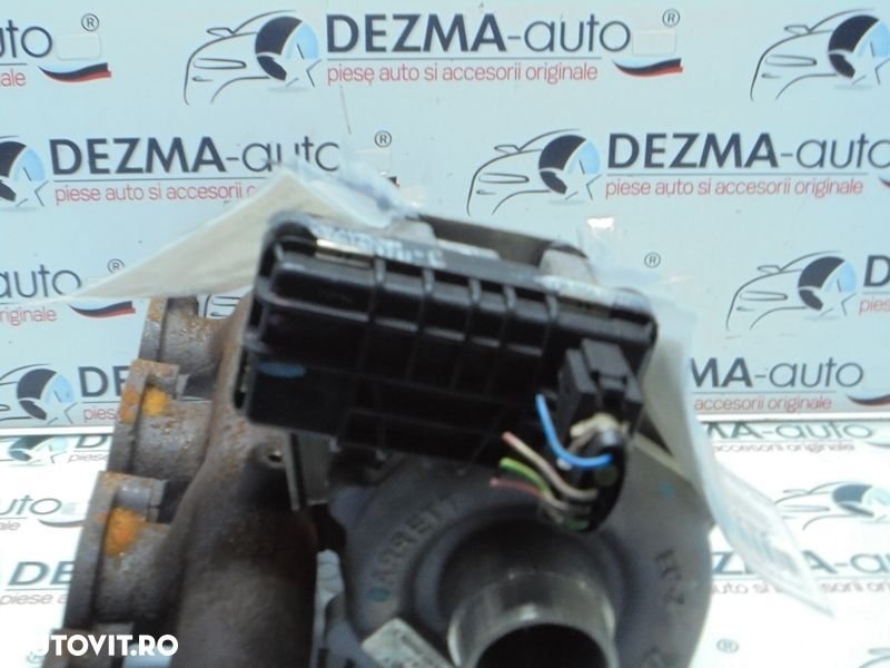 Actuator turbo , Ford Mondeo 3 combi (BWY) 2.0tdci - 1