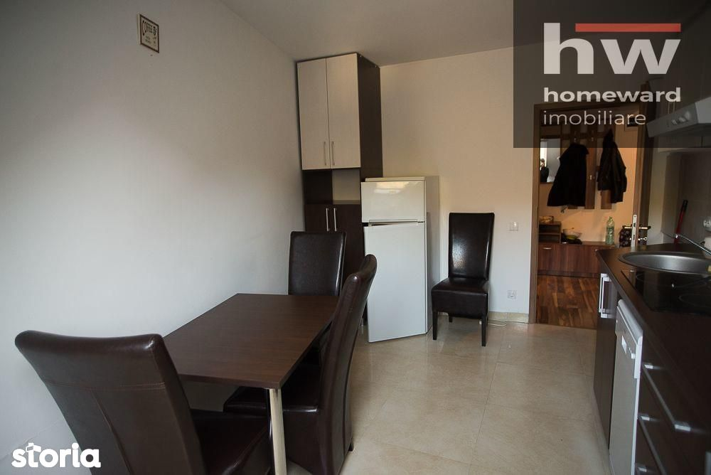 Apartament de inchiriat, Cluj (judet), Strada Edgar Quinet - Foto 2