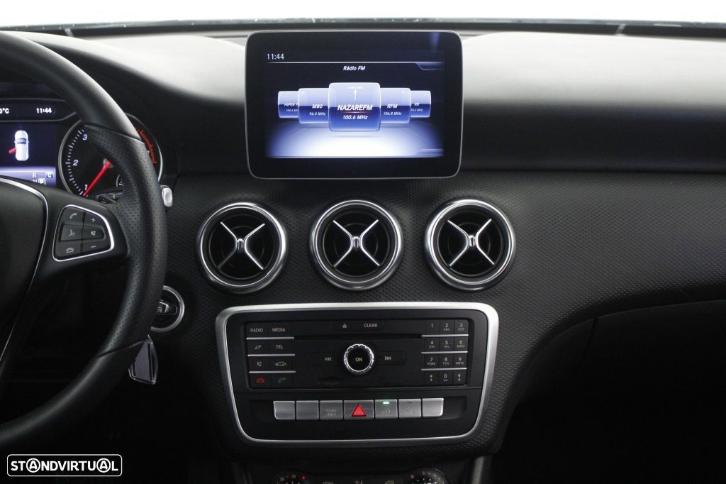Mercedes-Benz A 180 CDi Final Edition Cx. Aut. - 17