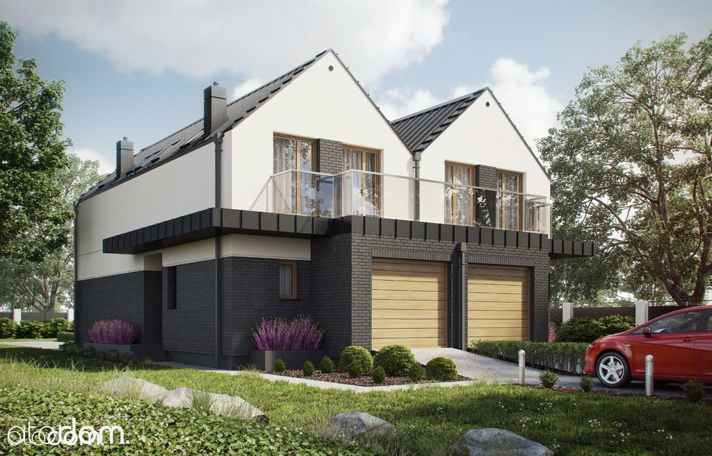 Dom na sprzedaż, Krępice, średzki, dolnośląskie - Foto 1