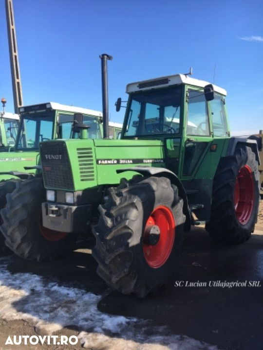 Fendt Farmer 311 LSA Turbomatik 1