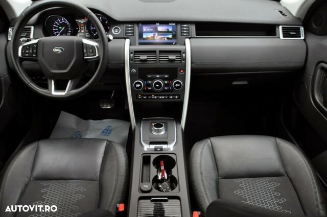Land Rover Discovery Sport - 9