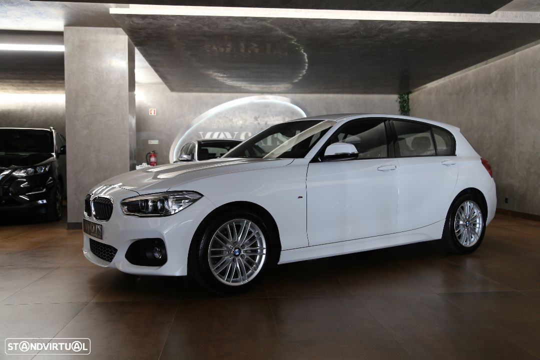 BMW 116 116d Pack M Full Extras - 1