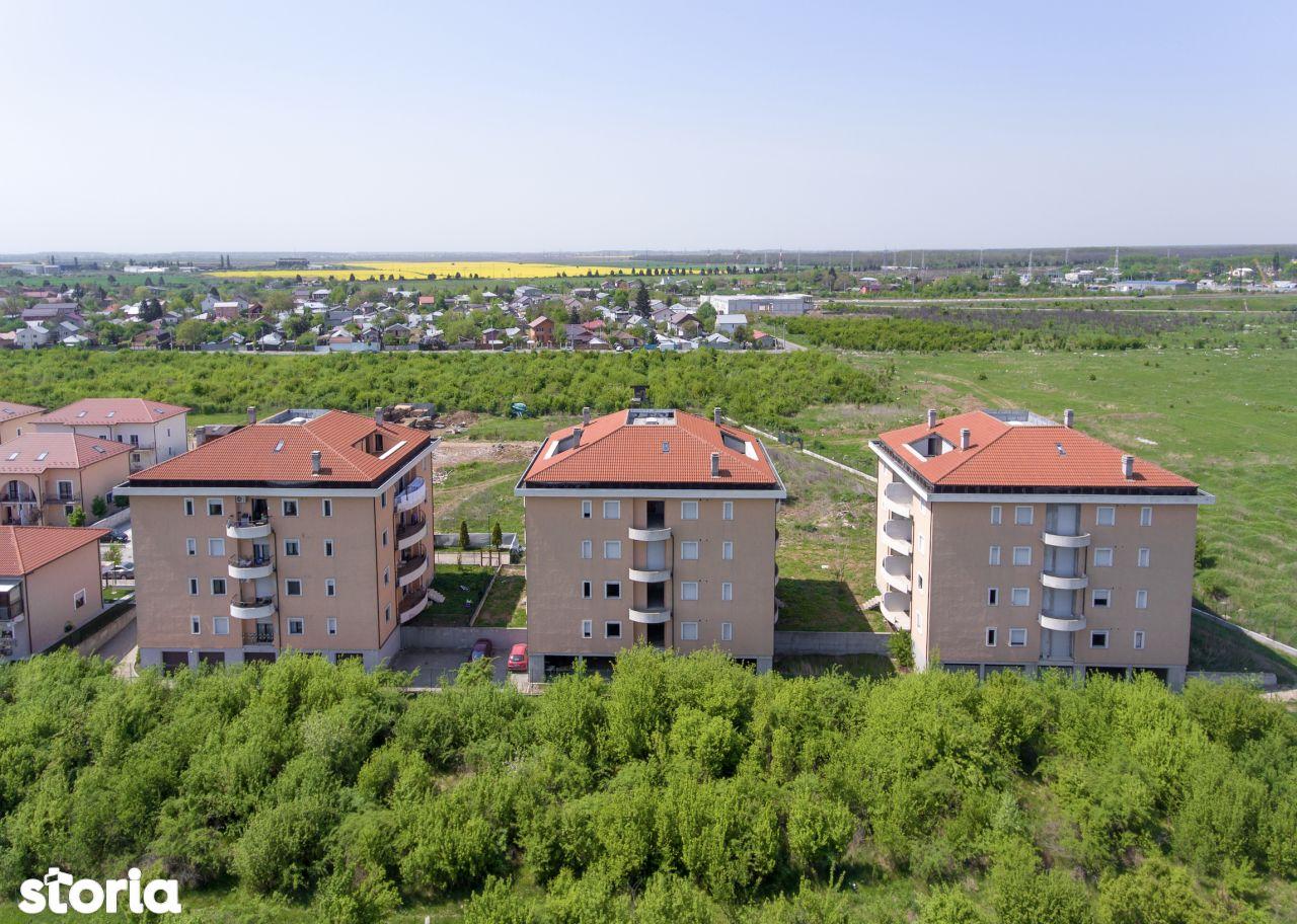Apartament de vanzare, Ilfov (judet), Mogoşoaia - Foto 2