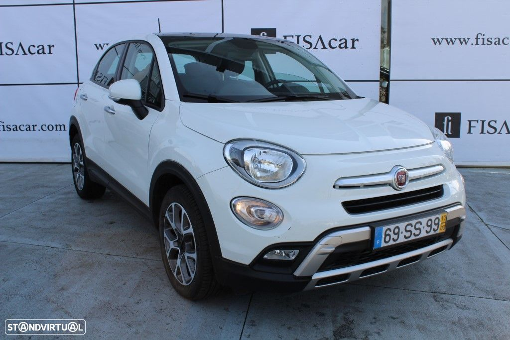 Fiat 500X Cross 1.3 Mjet - 2