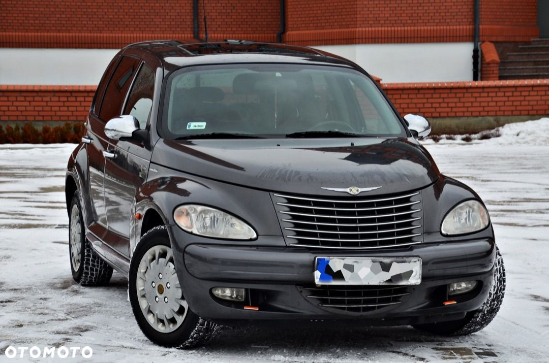 Chrysler PT Cruiser Chrysler PT Cruiser 2002r. DIESEL - 2