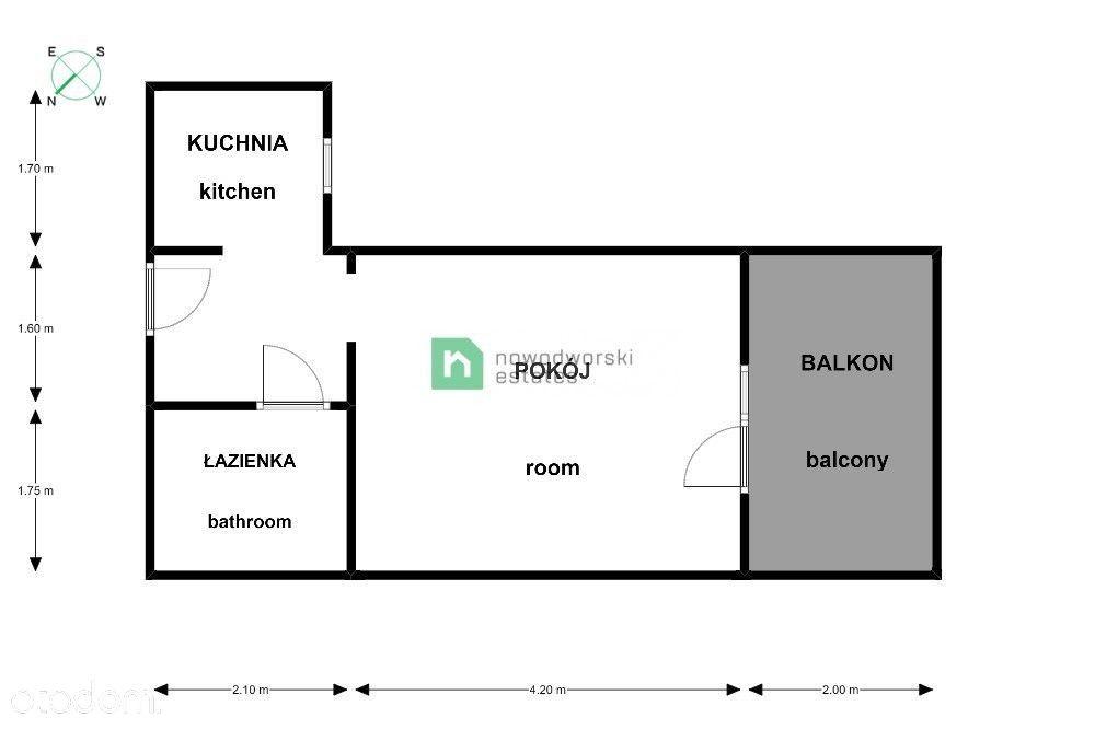 Mieszkanie na sprzedaż, Kraków, Kliny-Zacisze - Foto 8