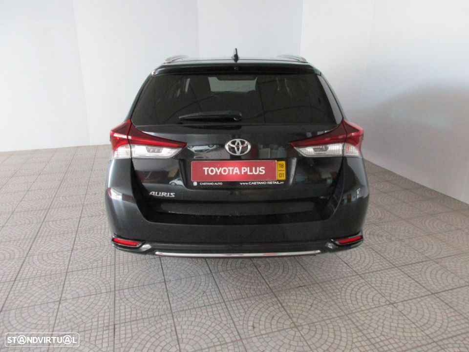 Toyota Auris Touring Sports 1.4D Comfort Pack Techno Pack Sport TS - 20