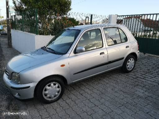 Nissan Micra 1.0i  88.000kms - 1
