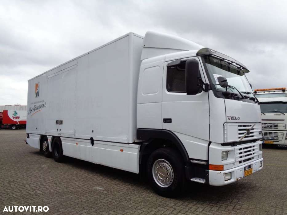 Volvo FH12 + Manual + airco - 31