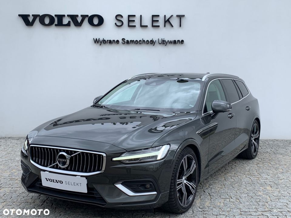 Volvo V60 V60 T6 AWD Inscription aut - 1
