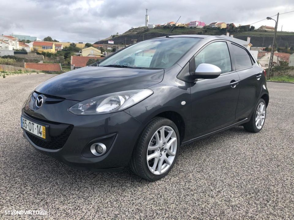 Mazda 2 1.3 MZR Advanced Navi - 6