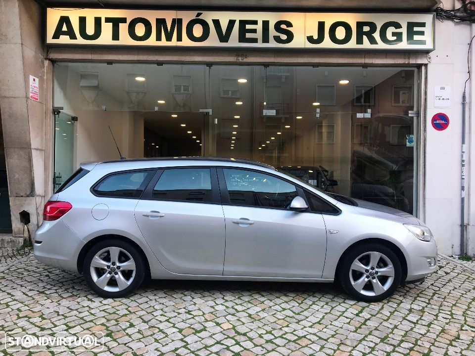Opel Astra Sports Tourer 1.3 CDTi Enjoy S/S - 1