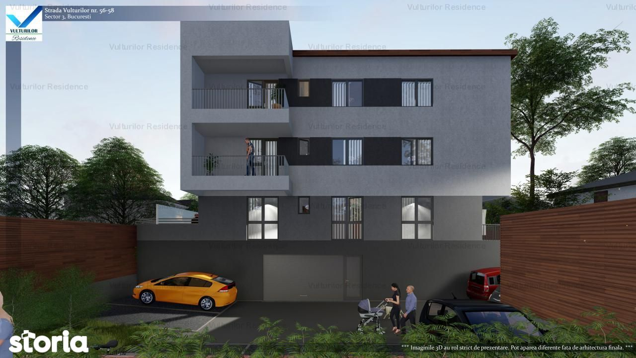 Apartament de vanzare, București (judet), Strada Vulturilor - Foto 5