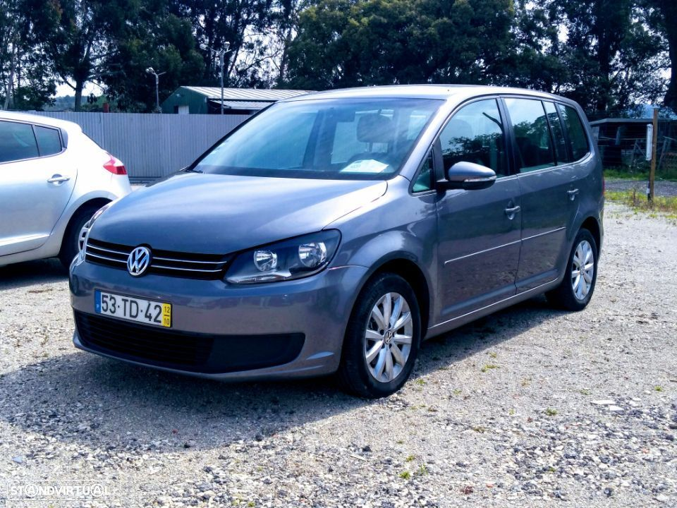 VW Touran Bluemotion  7 Lug - 2