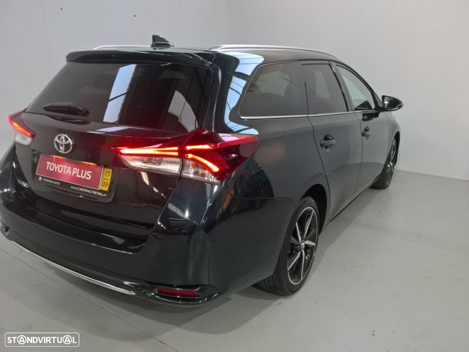 Toyota Auris Touring Sports 1.4D Comfort Pack Techno Pack Sport TS - 10