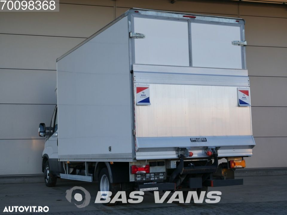 Iveco Daily 35C15 3.0 Bakwagen Laadklep 19m3 Airco Cruise - 2