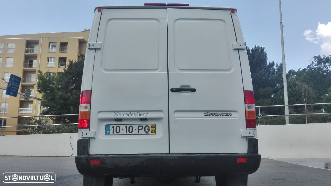 Mercedes-Benz 208 CDI sprinter - 5