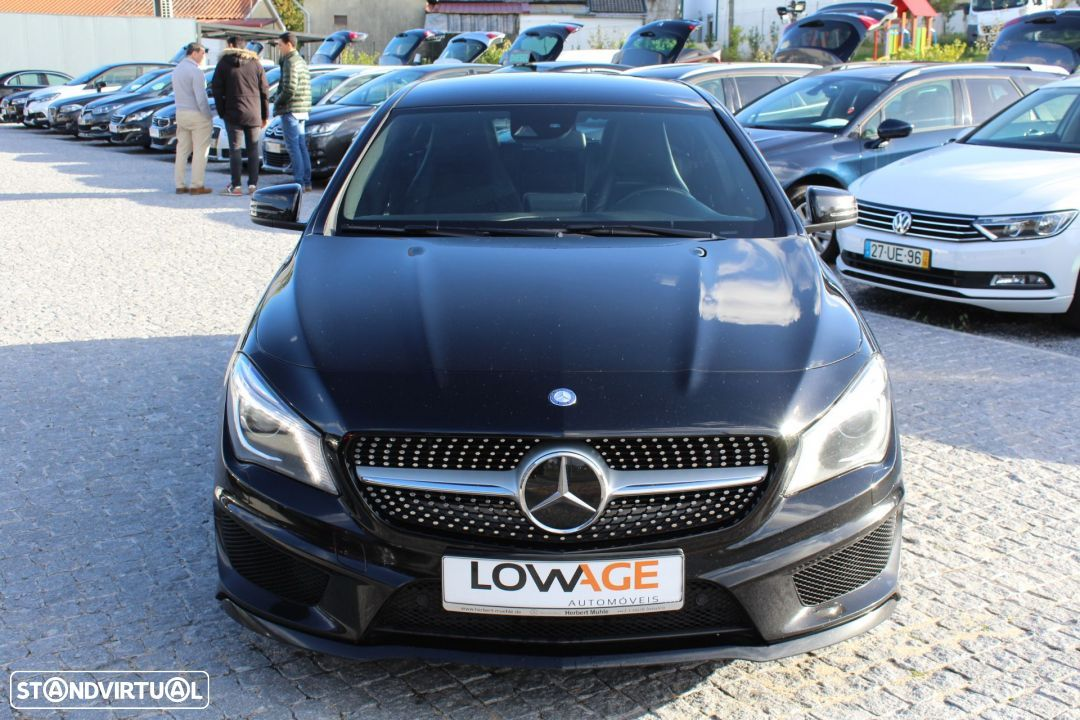Mercedes-Benz CLA 220 CDI Shooting Break AMG Auto - 26
