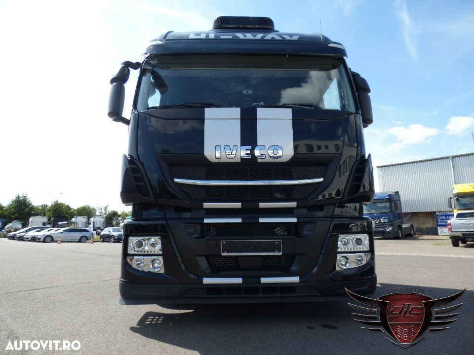 Iveco Stralis 460 Euro 6 2017 Nr. Int 10945 Leasing - 1