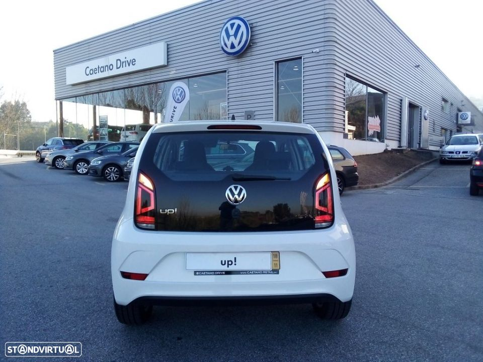 VW Up 1.0 60cv Take up BlueMotion Tech - 5
