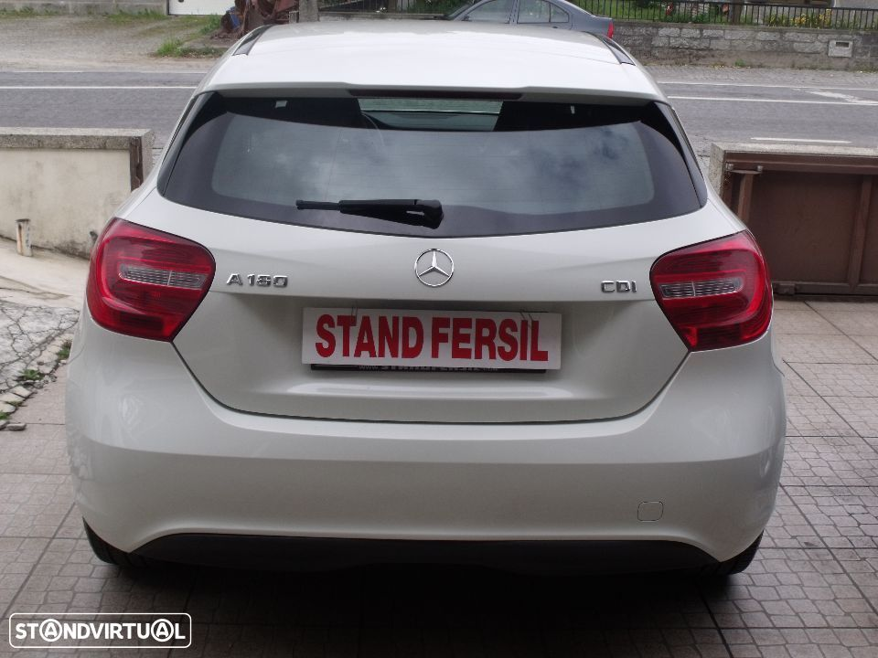 Mercedes-Benz A 180 CDi BE Style - 6