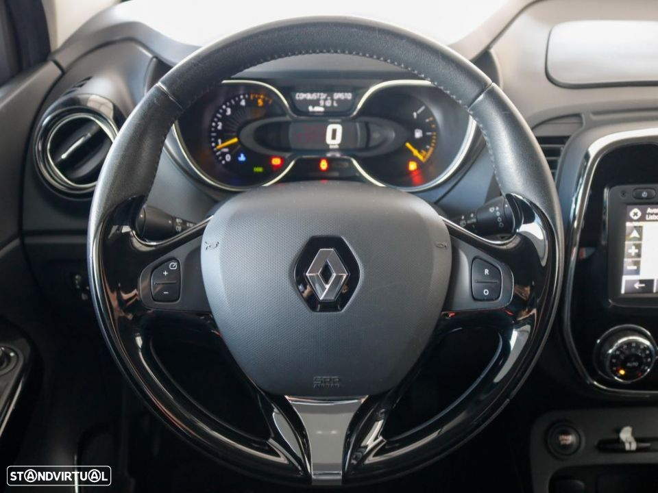 Renault Captur 1.5 dCi 90cv Exclusive - 12