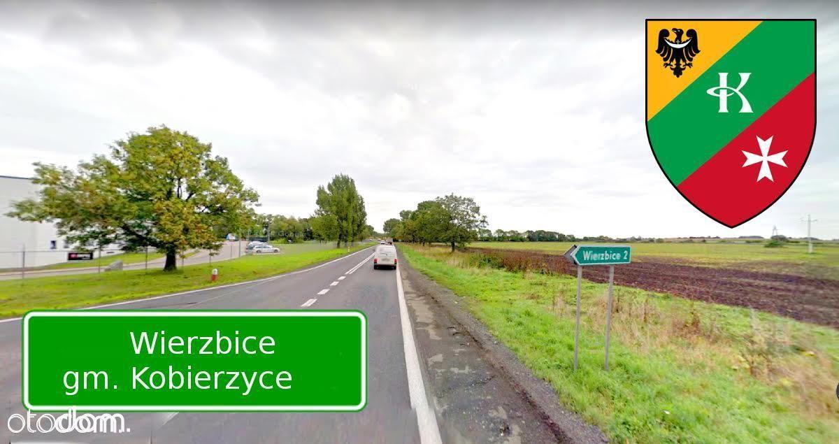 Działka na sprzedaż, Wierzbice, wrocławski, dolnośląskie - Foto 1