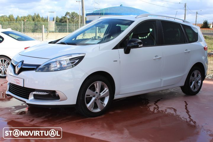 Renault Grand Scénic 1.5 DCi Limited - 5