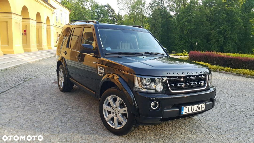 Land Rover Discovery IV , 4, wersja HSE , 7 osobowy - 1