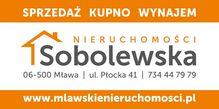 Deweloperzy: Sobolewska Nieruchomości - Mława, mławski, mazowieckie
