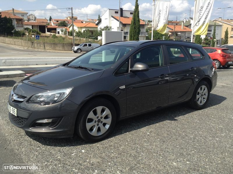 Opel Astra Sports Tourer 1.6 CDTi Executive S/S - 5
