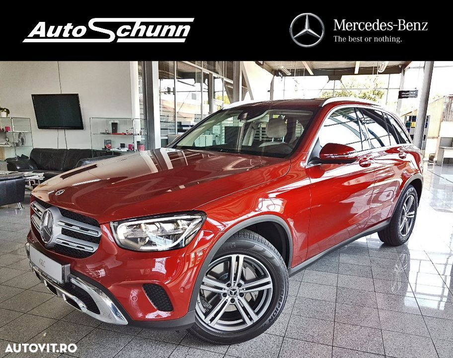 Mercedes-Benz GLC 200 - 23