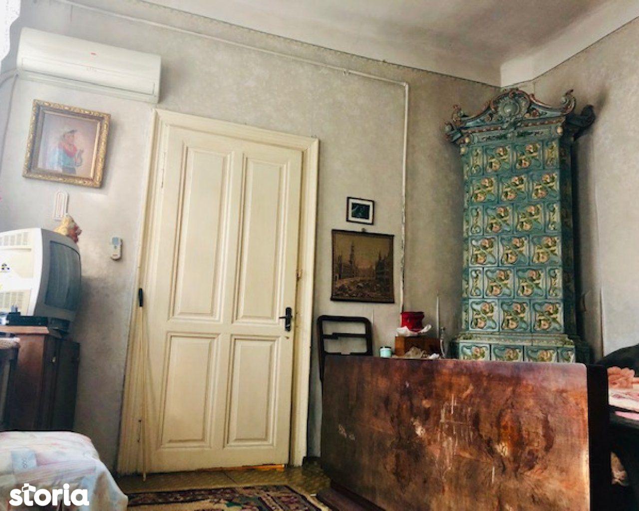 Casa de vanzare, București (judet), Strada Cuza Vodă - Foto 2