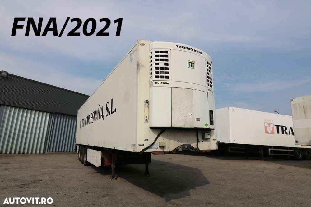 LeciTrailer thermoking - 1