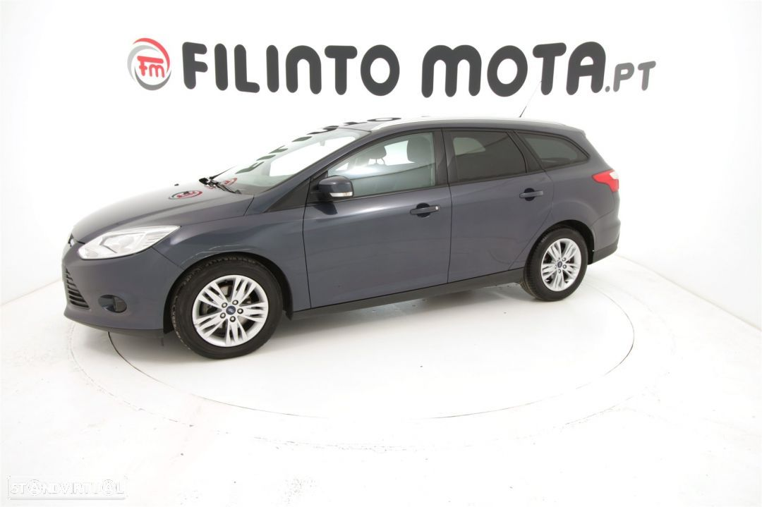 Ford Focus SW 1.6 TDCi Trend Easy - 21