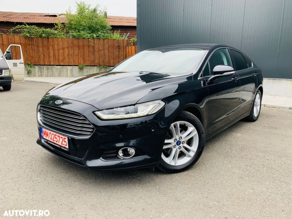 Ford Mondeo Mk5 - 31