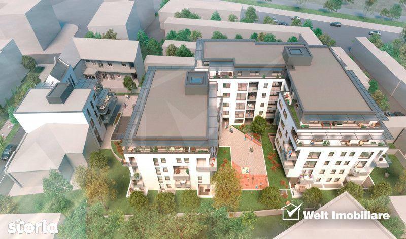 Apartament de vanzare, Cluj-Napoca, Cluj, Gara - Foto 1