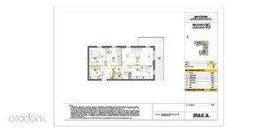 Mieszkanie 3 pokojowe 65,96 m2 z oddzielną kuchnią